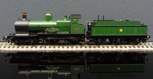 31-090DS GWR 32XX 'Earl' 3206 'Earl of Plymouth' GWR Green (Shirtbutton)